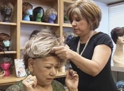 Local Organization Offers Free Wigs to Women Battling Cancer - KTSM News Channel 9 | Hair There and Everywhere | Scoop.it