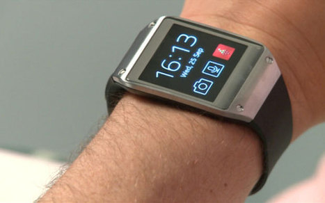 'Google smartwatch' could launch to rival Samsung and Apple - Telegraph | Technology in Business Today | Scoop.it