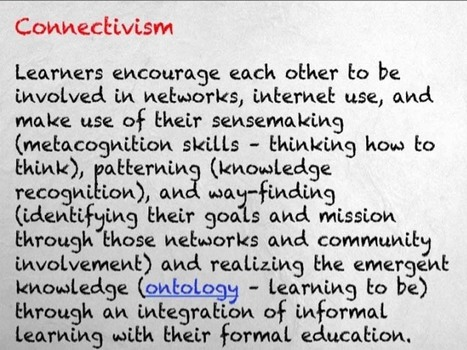 The Difference Between Instructivism, Constructivism, And Connectivism | SCUP Links | Scoop.it