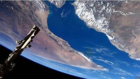 Las fotos más bellas de la Tierra vista desde el espacio - BBC Mundo | Nuevas Geografías | Scoop.it