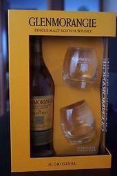 GLENMORANGIE ~ SINGLE MALT WHISKY ~ 10 Jahre ~ 0,7 Liter ~ NEU mit zwei Tumblern | Whisky | Scoop.it