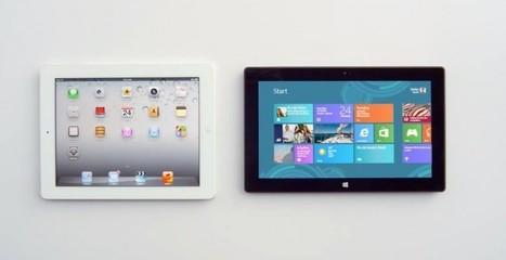 Microsoft ataca a Apple en un nuevo anuncio de la Surface RT - Appleweblog (blog) | mac | Scoop.it
