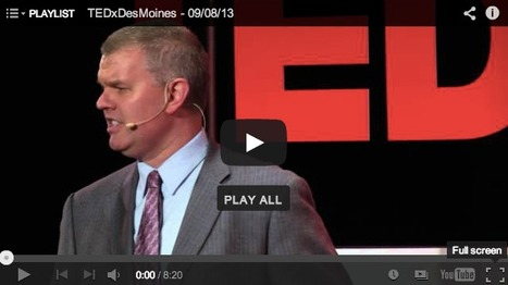 My TEDxDesMoines video: From Fear to Empowerment | Dangerously Irrelevant | Into the Driver's Seat | Scoop.it