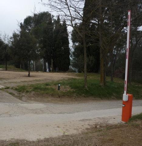 Accés restringit al veïnat de Lió, a Banyoles | #territori | Scoop.it