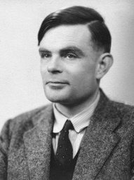Un café avec... Alan Turing ! - L'Elephant la revue | L'éléphant - La revue | Scoop.it