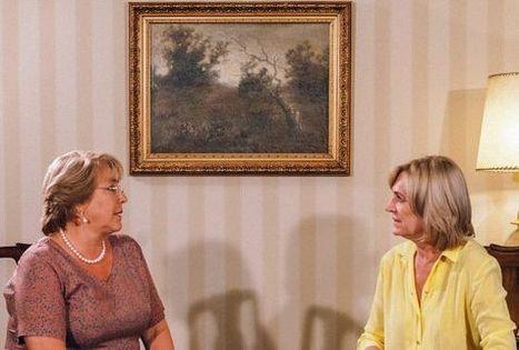 La victoria de Bachelet marca un hito en la madurez democrática de Chile | Chile, revue de presse | Scoop.it