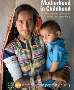 Motherhood in Childhood: Facing the challenge of adolescent pregnancy - Wikiprogress.org | children canada central america | Scoop.it