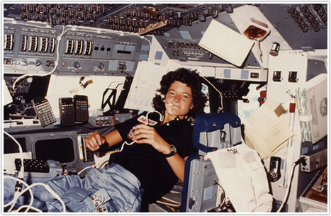 Rest in Peace, Sally Ride | Curious Minds | Scoop.it