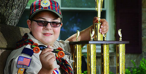 Hagerstown Scout takes third in world Pinewood Derby   Boy Scouts of America   Scoop.it