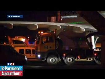Un avion s'embourbe à Roissy : « le pilote a raté son virage» | @Ceanothe | Scoop.it