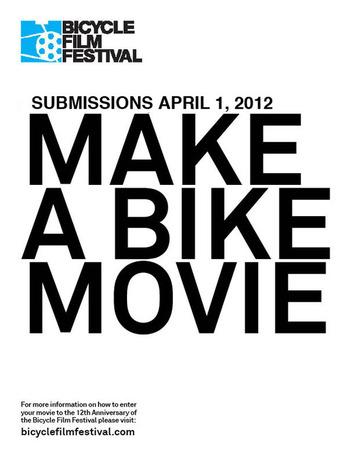 SUBMIT | Bicycle Film Festival | Machinimania | Scoop.it