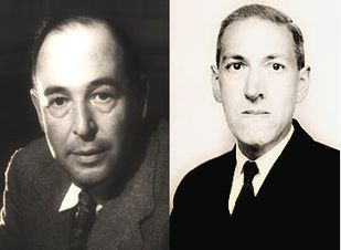 C. S. Lewis and H. P. Lovecraft on loathing and longing for alien worlds | Writer's Life | Scoop.it