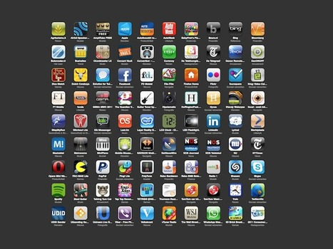 50 Back-to-School Smartphone Apps Arranged By Category | GSHP eLearning | Scoop.it