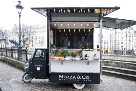Mozza & Co, le food Truck italien à Paris   La Gazette du Food Truck - Food Angel's   Scoop.it