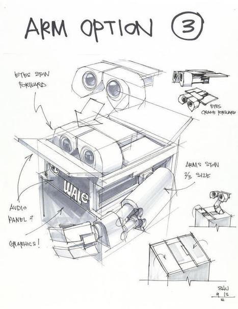 4 Design Lessons From The Pixar Team | Co.Design | business + design | Brave New Digital World | Scoop.it