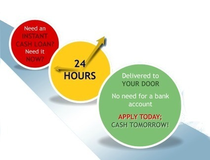 Instant Cash Loans- Handle Small Money Need in Time | Unsecured Small Cash Loans | Scoop.it