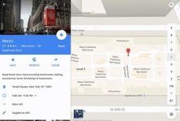 Google Maps introduce nuevos ajustes en la navegación | Smartphones Android | Scoop.it