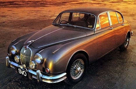 How much for a Jaguar Mk2? - Telegraph   Jaguar Mk2 - Space, Grace, and Pace!   Scoop.it