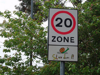 New 'Slow Zones' Make NYC Streets Safer and Greener | green streets | Scoop.it