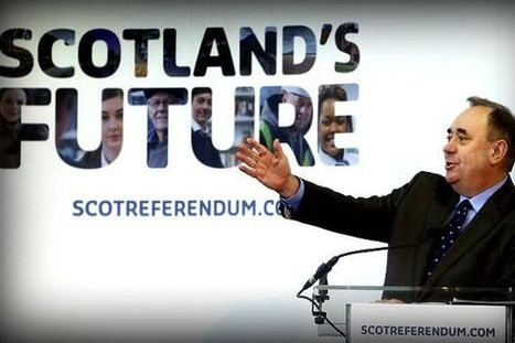 Salmond launches  attack on oil and gas 'thieves' | Referendum 2014 | Scoop.it