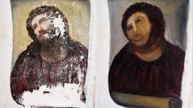 80-year-old's botched restoration of Jesus painting sells for over $1,000 on eBay | Xposing e-commerce, fashion & unique items. | Scoop.it