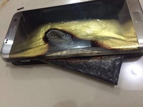 ¿Terminará alguna vez el caso de los Samsung Note 7 explosivos? | EL MUNDO | I didn't know it was impossible.. and I did it :-) - No sabia que era imposible.. y lo hice :-) | Scoop.it