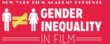 Inégalité hommes-femmes au cinéma : l'infographie édifiante ! | Isabelle Steyer Avocate | Scoop.it