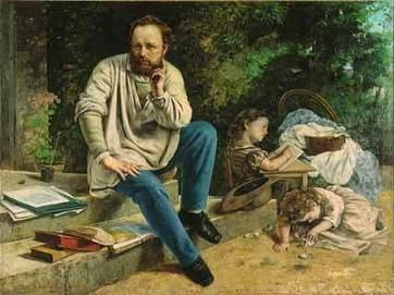 10 juin 1819 naissance de Gustave Courbet   Racines de l'Art   Scoop.it