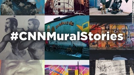 CNN Instagram challenge: The stories behind public murals - CNN | Street art news | Scoop.it