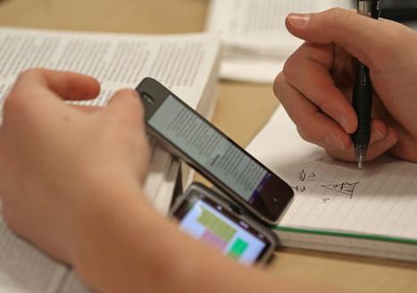 Teens rule mobile Web, parents play catch-up - Minneapolis Star Tribune | interlinc | Scoop.it