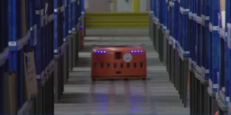 Amazon Will Have 10,000 Robots Filling Customer Orders By The End Of The Year (AMZN) | For Curious minds | Scoop.it