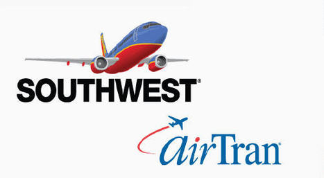 No. 4 on Our Top 10 Stories of 2013: Southwest Airlines makes progress in merger. | (Q5) Learning is a journey | Scoop.it