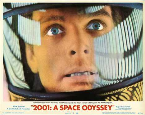 1966 Film Explores the Making of Kubrick's 2001: A Space Odyssey (and Our High-Tech Future) | Media Education | Scoop.it