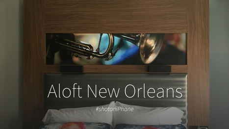 Aloft New Orleans | iPhoneography-Today | Scoop.it