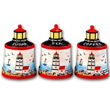 Red Kitchen Canisters – Red Kitchen Accessories | Home and Garden | Scoop.it