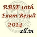 Rajasthan RBSE BSER 10th Class Results 2014 rajeduboard.nic.in Exam | Latest Jobs in India | Scoop.it
