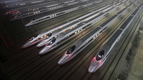 China wants to build high-speed railway to US through Siberia and Bering Strait   leapmind   Scoop.it