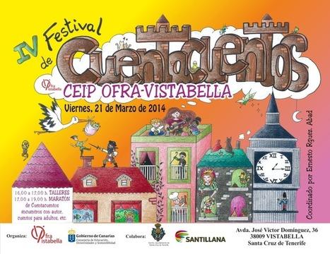 IV Festival de Cuentacuentos CEIP Ofra Vistabella | Programa Infancia | Scoop.it