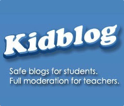 Kidblog is todays hottest blogging platform for students and teachers! | Reading | Scoop.it