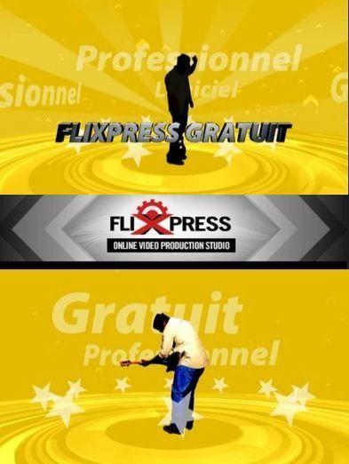 Logiciel professionnel gratuit en ligne FlixPress 2015 Création intros et publicités vidéo | Logiciel Gratuit Licence Gratuite | Scoop.it