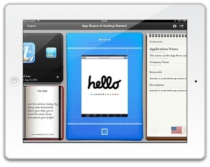 AppCooker - Mockup tool for iPhone and iPad Apps | Prototyping Tools | Scoop.it