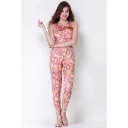Cool Multi Brush Stroke Jumpsuit   Online shopping for women   Scoop.it
