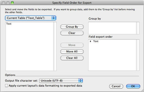"An In-Depth Look at ""Export Field Contents"" 