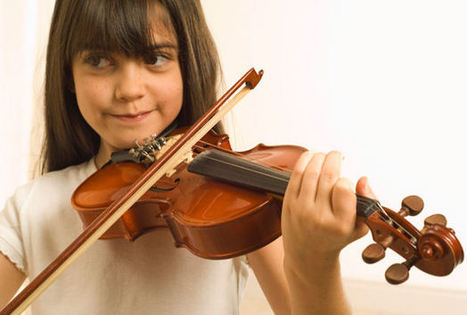 Learning Music Early On Helps Brain Development - Science News - redOrbit | Brain, emotions and neuroscience | Scoop.it