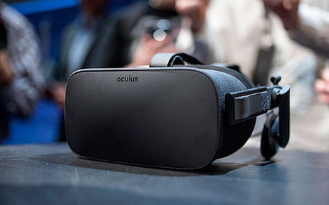 Oculus Rift to go on sale in March for $599 | Entrepreneurship | Scoop.it