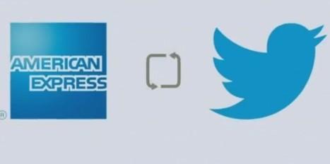Payer en ligne avec Twitter et American Express | Charles Rosier | Scoop.it