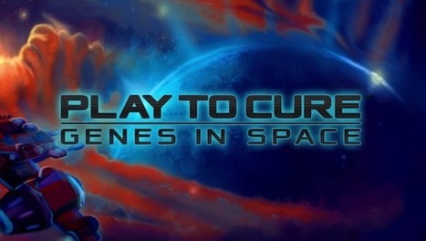 Play to Cure : Genes in Space, un Serious Game ... - SeriousGame.be | E-learning, knowledge management et bases de données | Scoop.it