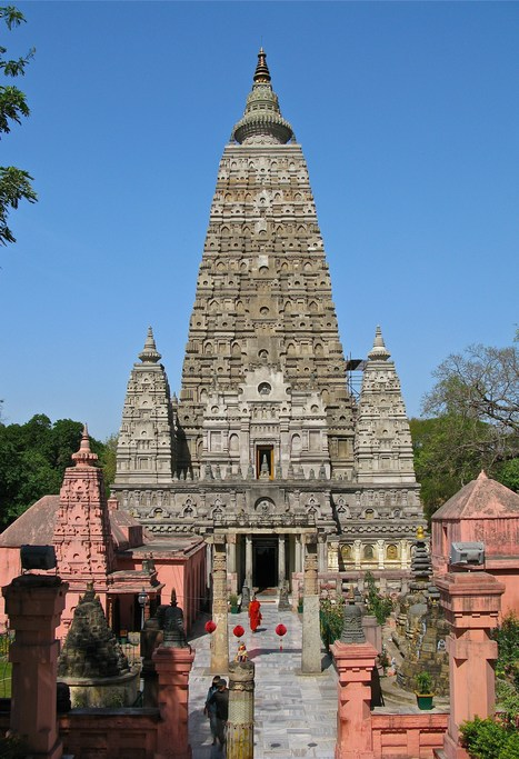 The Great Awakening at Mahabodhi Temple | Heritage Sites in India | Scoop.it