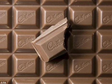 40 per cent of us lie about how much chocolate we eat | Kickin' Kickers | Scoop.it