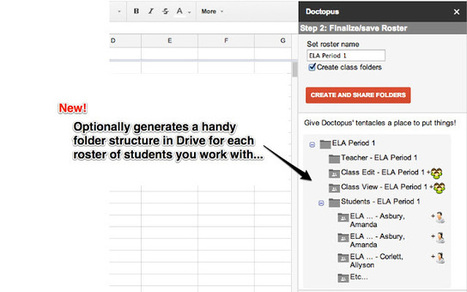 7 of the Best New Add Ons for Google Docs and Sheets | Google Gooru | teaching and learning in the 21st century | Scoop.it